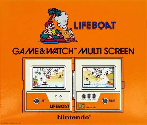 Beforemario Nintendo Game And Watch Multi Screen ゲームandウォッチ