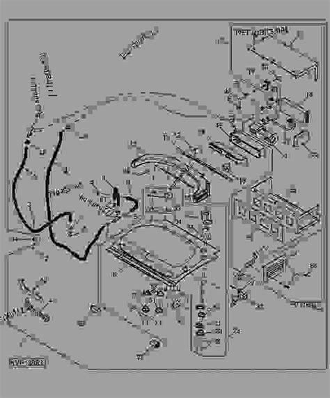 Deere 750c Wiring Diagram by Deere 250 Skid Steer Parts Diagram Periodic
