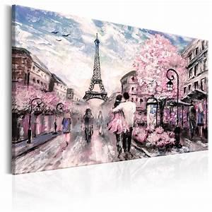 Gemalte Bilder Auf Leinwand : leinwand bilder xxl kunstdruck wandbild paris wie gemalt d ~ A.2002-acura-tl-radio.info Haus und Dekorationen