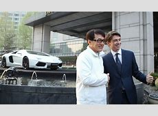 Yes, There Really Is A Lamborghini Aventador Jackie Chan