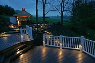 Deck Tiles Lowes by Things You Should Know About Solar Deck Lights Household