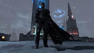 GeForce.com Batman: Arkham Origins DirectX 11 Snow ...