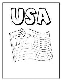 4th of July Coloring Pages for Kids Printable