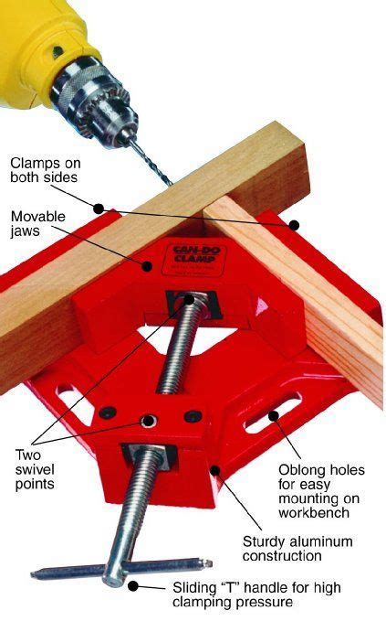 mlcs    clamp angle clamps join picture frames