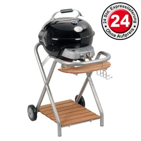 weber grill kugel outdoorchef ambri 480lh in schwarz kugelgasgrill grillarena