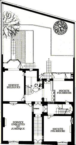 siege social spa cabinet d 39 architecture remy réhabilitation