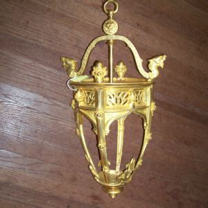 brass chandelier decorative hardware studio