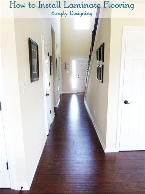 how to lay laminate flooring in a kitchen how to install floating laminate wood flooring part 3 9783