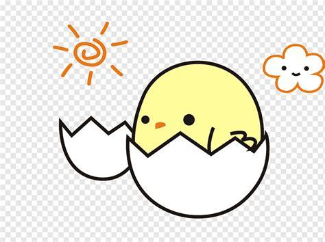 gambar kartun telur ayam menetas