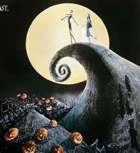 Danny Elfman This Is Halloween by The Nightmare Before Christmas Quad Photo Style Uk