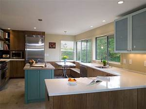 Mid Century Kitchen Remodel - Modern - Kitchen - seattle