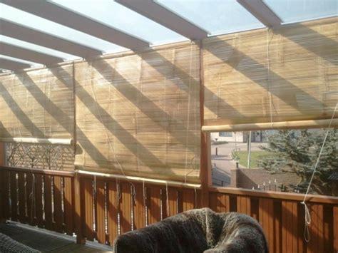 rolgordijn riet bamboe rolgordijn zonwering jaloezie 235 n blindering zonnesche