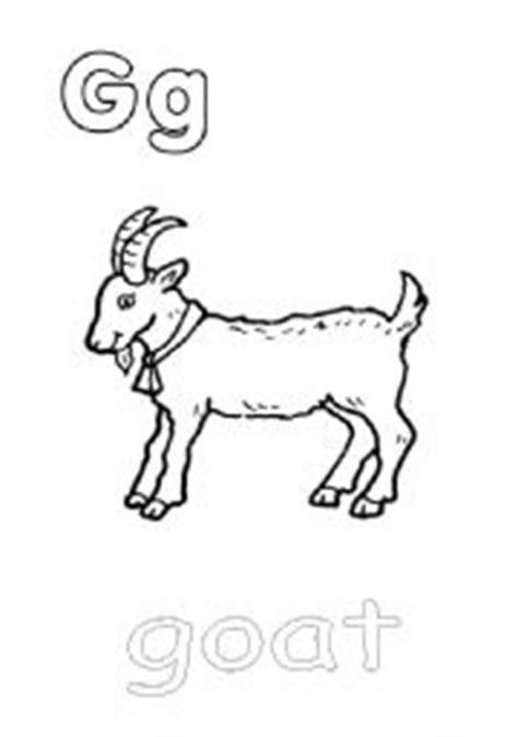 english worksheets goat