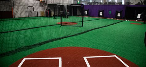 deck batting cages lbi indoor fixed shell batting cages on deck sports