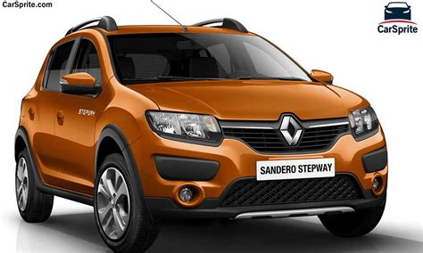 renault stepway price renault sandero stepway 2017 prices and specifications in
