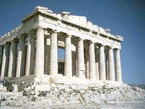 GREEK - The Parthenon,Athens,Greece,(447-438 BC ...