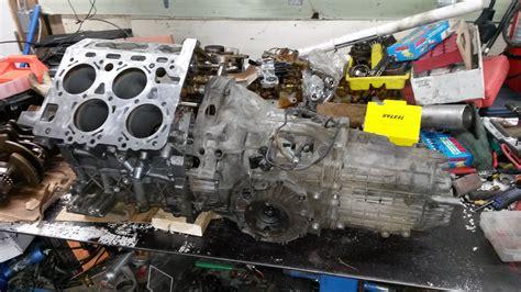 Vw W8 Engine For Sale vwvortex doing the impossible rebuilding a passat