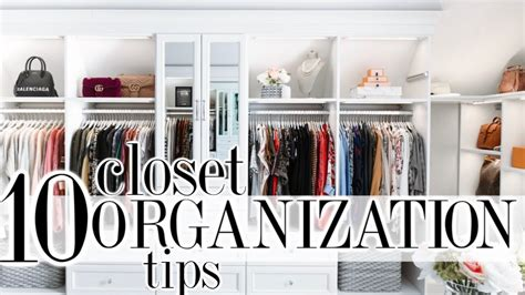 Clever Closet Organization Ideas by 10 Clever Closet Organization Ideas That Will Change Your