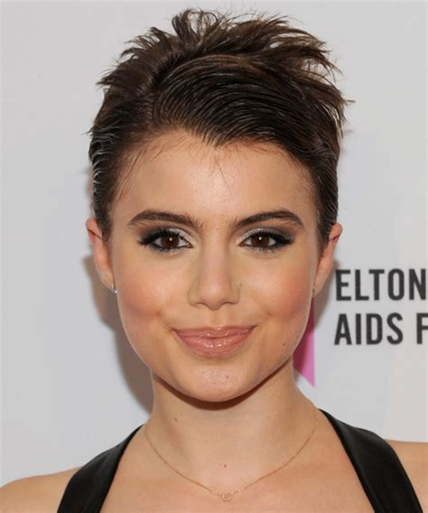 Short Hairstyles On The Red Carpet   TheHairStyler.com