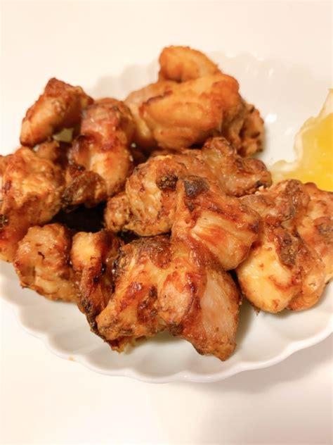 karaage air chicken fryer fried