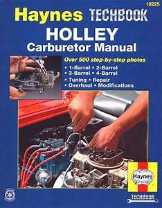 Holley Carburetor Repair Manual 1