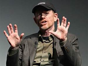 Ron Howard: 'I Had To Blackmail My Way Into My First ...