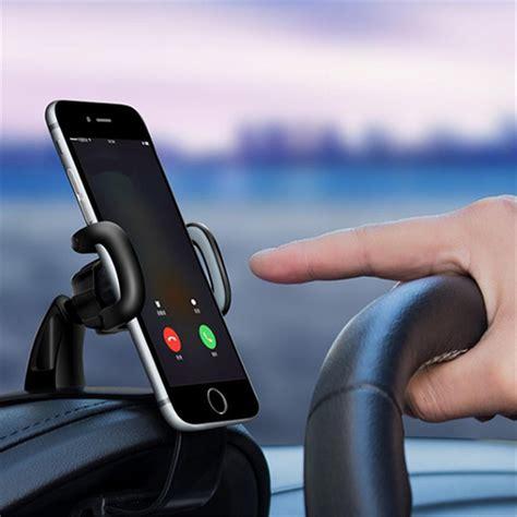 360 ° Type Rotatif Hud Type Car Dashboard Phone Holder