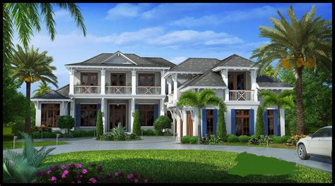 Luxury House Plan #175 1098: 6 Bedrm 7592 Sq Ft Home