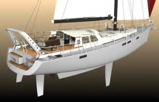 Below Deck News by Aluminum Centerboarder Sailboat For Expedition And Round