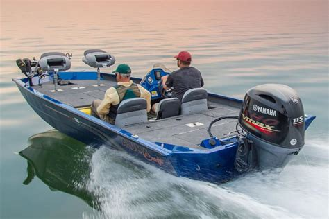 Bass Pro Boat Interest Rate by 2016 Alumacraft Pro 185 Power Boats Outboard Trego