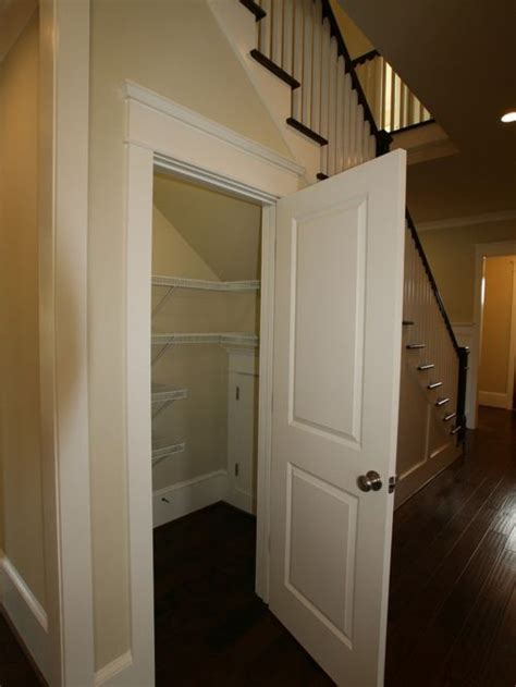 Closet Under Stairs Ideas, Pictures, Remodel And Decor