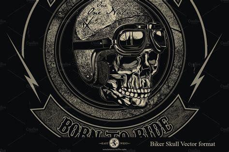 45 Best Free Biker Skull And Cross Wallpapers