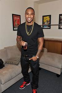 Trey Songz Photos - GREY GOOSE Cherry Noir Hosts Backstage ...