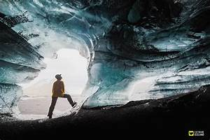 Ice Cave Tour From Vik | The Ice Cave Beneath the Volcano ...