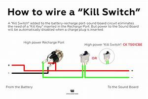 Wiring A Kill Switch
