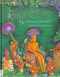 de colores the raza experience in books for children 777 | legend of el dorado