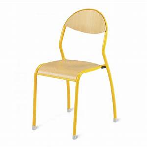 Chaise D39colier Dossier Rond Antibruit Chaise