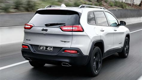 A Picture Of A Cool Car 2016 Jeep Cherokee Blackhawk Review Road Test Carsguide