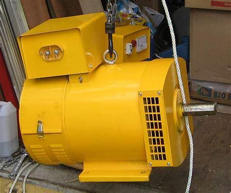 man powers  home  local stream  diy micro hydro