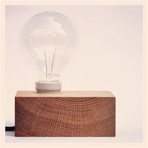 diy idea   minimal wooden lamp man  diy