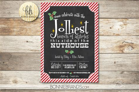 Holiday Party Invitation // Christmas Vacation Clark Griswold Living Room Rugs Home Depot Gray Blue And Yellow Benches Front Fifth Wheel Models Porcelain Floor Tiles For Standing Lights Bright Furniture Cheap Sets Under 500