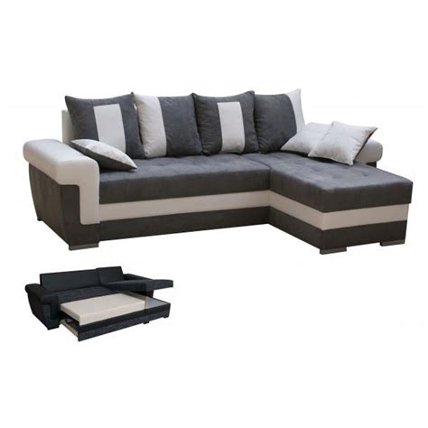 canape d angle 2 places meridienne canap 233 d angle 5 places quiny convertible angle achat vente canap 233 sofa divan cdiscount