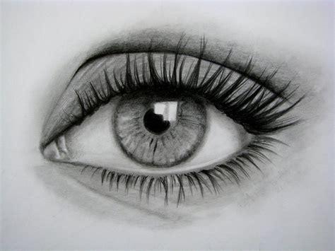 Cómo dibujar un ojo realista y PESTAÑAS Paso a Paso