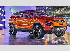 Tata H5X SUV production version rumoured to be named