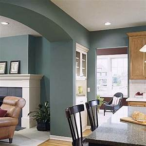 interior paint color scheme for beautiful home With decorative interior house painting