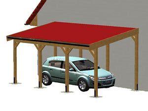 Carports Carport Carporte Vom Garnuka® Carportwerk