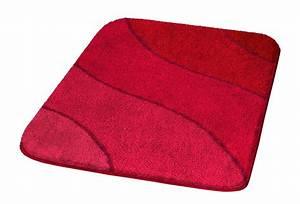 Kleine Wolke Badteppich Rot : kleine wolke badteppich wave rubin ebay ~ Bigdaddyawards.com Haus und Dekorationen