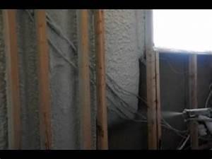 Isolation Mur Intérieur Polyuréthane : urethane mur sous youtube ~ Dailycaller-alerts.com Idées de Décoration