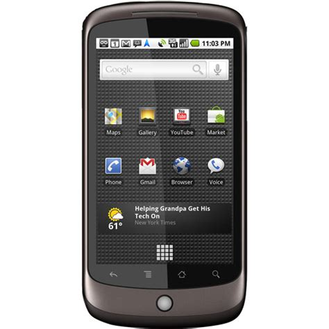cell phone unlock htc nexus one gsm cell phone brown unlocked by htc