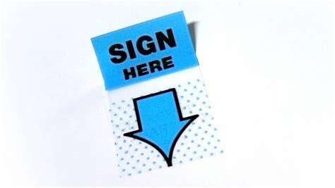 Sign Here Image  Wwwimgkidcom  The Image Kid Has It